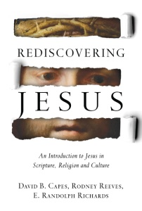 Rediscovering Jesus cover